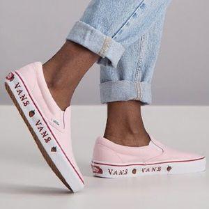 Womens Vans Pink sneakers